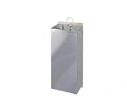 Шкаф для размещения оптических муфт ШРМ-2 (400х900х300) фото