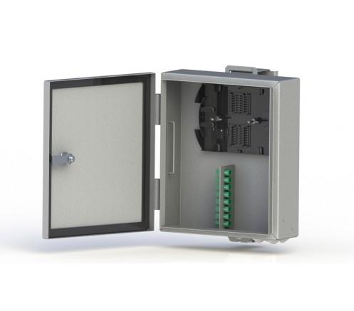 Коробка оптическая распределительная (уличная) ШОР03-М3 (260х300х80) фото