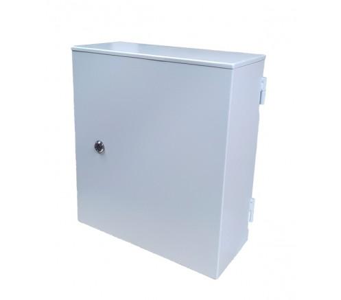Шкаф оптический распределительный PON 390х450х170 оцин. фото