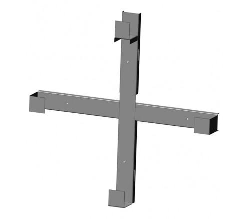 Кронштейн крепления запаса кабеля УПМК01 фото