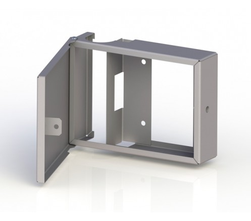 Коробка абонентская распределительная АК01 (250х180х60) IP31 фото