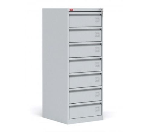 Шкаф металлический картотечный КР-7 фото