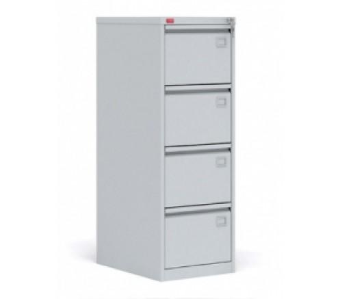 Шкаф металлический картотечный КР-4 фото