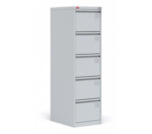 Шкаф металлический картотечный КР-5 фото