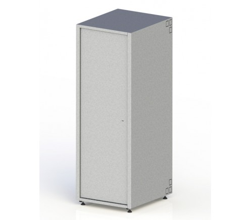 """Шкаф 19"""" антивандальный напольный 33U (600x600) IP31 фото"""
