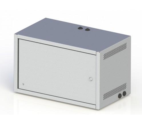 Шкаф телекоммуникационный антивандальный 6U (600x350) IP31 фото