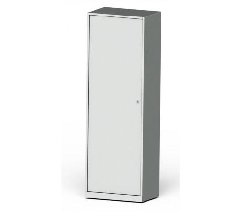 Шкаф для хранения СИЗ (противогазов) 24 ячейки (1800х600х400) фото