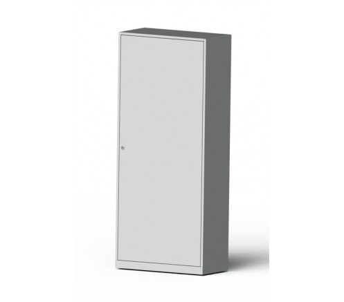 Шкаф для хранения СИЗ (противогазов) 24 ячейки (1880х900х400) фото