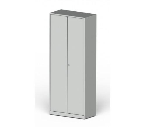 Шкаф для хранения СИЗ (противогазов) 35 ячеек (1750х900х400) фото
