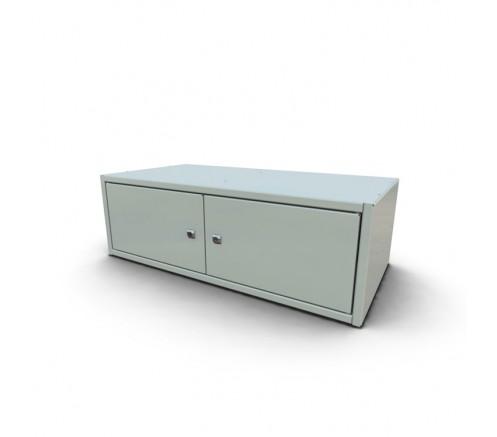 Шкаф для хранения СИЗ (противогазов) 4 ячейки (260х870х400) фото