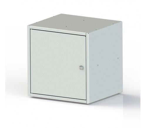 Шкаф для хранения СИЗ (противогазов) 6 ячеек (680х450х400) фото