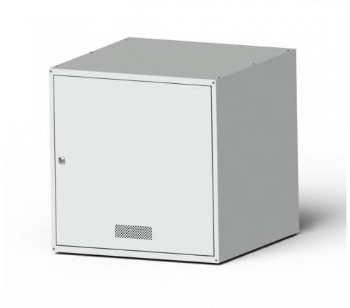 Шкаф для хранения СИЗ разборный (700х700х700) фото