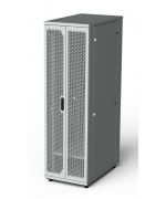 """Шкаф 19"""" серверный 18U 600x600 дверь перфорированная"""