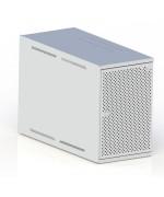 """Шкаф 19"""" серверный настенный 7U (600х600х380)"""