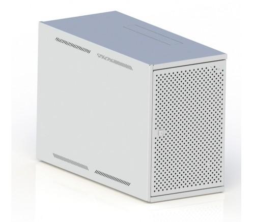 """Шкаф 19"""" серверный настенный 12U (1000х600х600)  фото"""