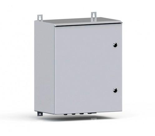 Термошкаф уличный навесной 400х450х700 IP65 фото