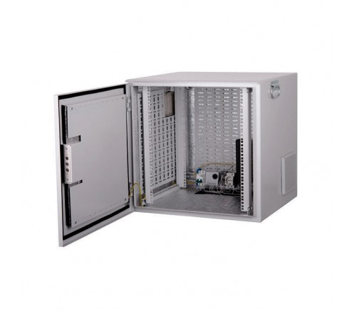 "Шкаф климатический всепогодный 19"" 18U (600х600х925) IP54 фото"