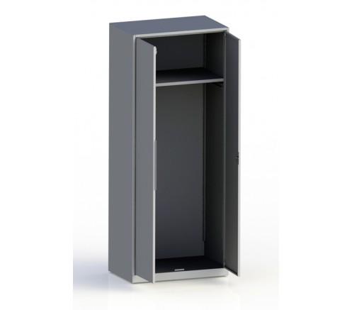 Шкаф аварийный для НАСФ с полкой (195х800х500) фото