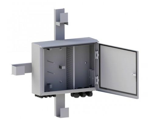Шкаф оптический распределительный для PON IP65 на 64 порта