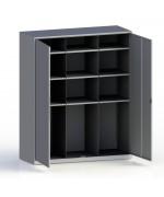 Шкаф для хранения СИЗ на 9 ячеек (1950х1600х600)