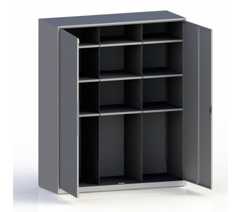 Шкаф для хранения СИЗ на 9 ячеек (1950х1600х600) фото