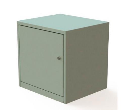 Шкаф для хранения СИЗ на 4 ячейки (450х450х400) фото