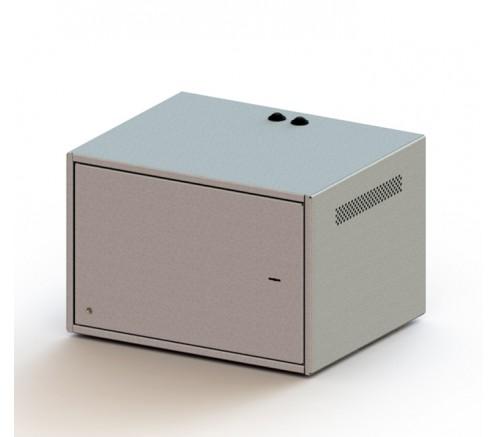 Шкаф телекоммуникационный антивандальный 15U (600x350) IP54 фото