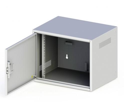 Шкаф телекоммуникационный антивандальный 9U (600x450) IP31 фото