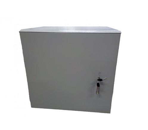 Шкаф телекоммуникационный климатический 15U (650x600) настенный фото
