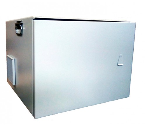 "Шкаф климатический всепогодный 19"" 9U (600х450х500) IP54 фото"