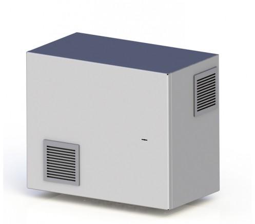 Шкаф телекоммуникационный климатический (500x600) глубина 340мм  фото