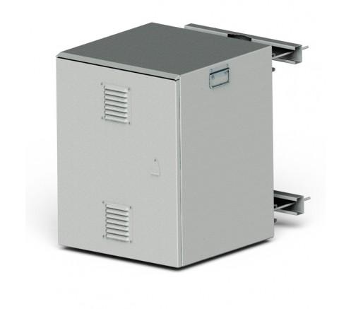 "Шкаф климатический всепогодный 19"" 15U (600х450х790) IP54 фото"