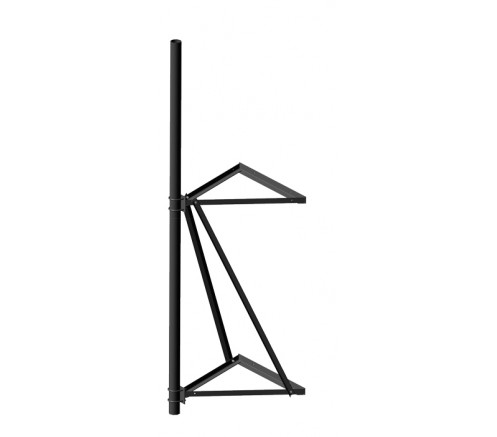 Опора настенная для антенны 1,8м (ОН-1,8-140.02) фото