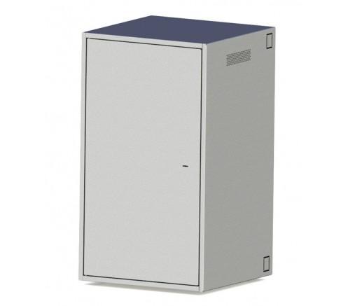 """Шкаф 19"""" антивандальный настенный 22U (600x600) IP31 фото"""