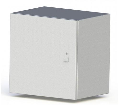 """Шкаф 19"""" антивандальный настенный 15U (600x600) IP54 фото"""